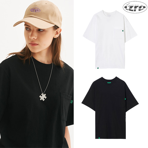 [IZRO] IZRO POCKET TEE 2COLOR