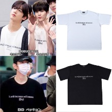[DXOH] LOGO T-SHIRT 2COLOR_EXO_PRODUCEX