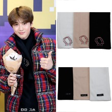 [DXOH] FACE MUFFLER 3COLOR_EXO