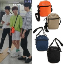 [CHAMPION] SHOULDER BAG 4COLOR_PRODUCE X 101