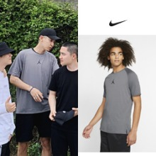 [NIKE] JORDAN 23 ALPHA SHORT SLEEVE TOP_EXO