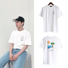 [RUNDS] THE100xRUND BACKSAJANG T-SHIRT_PRODUCEX