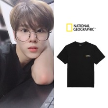 [NATIONALGEOGRAPHIC] NEO D SMALL LOGO T SHIRT_X1