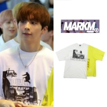 [MARKM] GRAPHIC PRINTED T-SHIRT_PRODUCE X 101