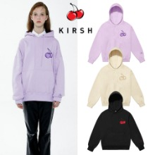 [KIRSH] CHERRY TONE ON TONE HOODIE IA 3COLOR