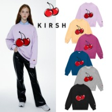 [KIRSH] BIG CHERRY SWEATSHIRT IA 6COLOR