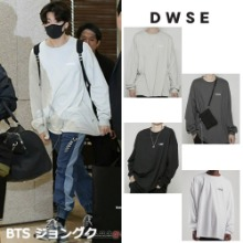 [DWSE] LHERITAGE LONG SLEEVE 4COLOR_BTS