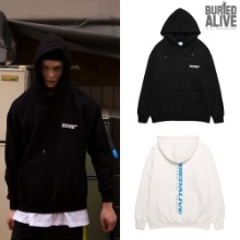 [BURIEDALIVE] BA NEW LOGO HOOD 2COLOR