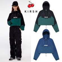 [KIRSH] CROP ANORAK JACKET IA 2COLOR
