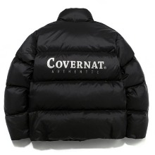 [COVERNAT] 19AW HUNGARY GOOSE DOWN 007 SHORT PUFFER