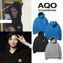 [AQOSTUDIO]AQO FLIGHT HOODIE 3COLOR_EXO_TWICE