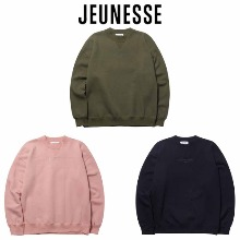 [JEUNESSE] MOCK NECK SWEATSHIRTS 起毛 3COLOR