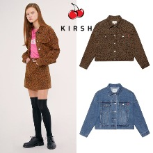 [KIRSH] TRUCKER JACKET IS 2COLOR
