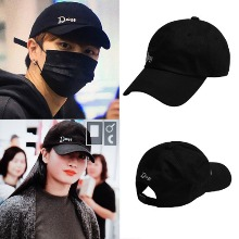[DXOH] SIDE LOGO BALL CAP_BTOB_PRODUCEX_TWICE