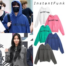 [INSTANTFUNK] PIGMENT DYING HOOD 5COLOR_X1_TWICE