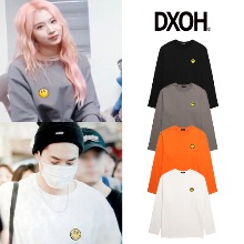 [DXOH] DXOH SMILE SLEEVE 4COLOR_TWICE_EXO