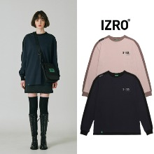 [IZRO] EXPRESS UNBALANCE LONG SLEEVE 2COLOR