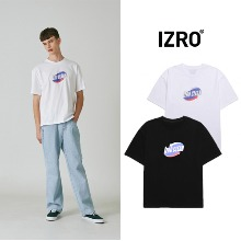 [IZRO] CLEAN T SHIRT 2COLOR