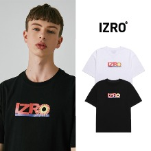 [IZRO] FRUIT LOGO T SHIRT 2COLOR